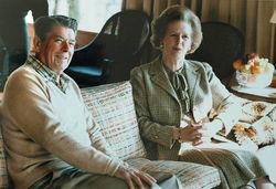 Рейган и Тэтчер: спасение капитализма или опыт выхода из кризиса 70-х гг