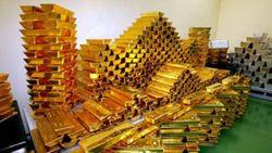 В Украине стало меньше золота?