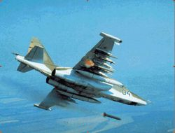 Каддафи наносит авиаудары по Рас-Лануфу