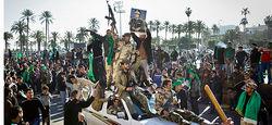 Есть ли вина Каддафи и чем грозит Ливии война против нее всей планеты?