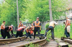 реконструкция железнодорожного пути