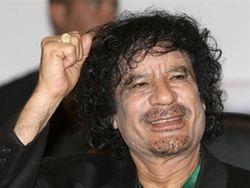 Каддафи остается самым популярным в мировых СМИ?