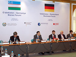 Узбекистан презентовал свой инвестиционный потенциал в Германии