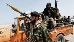 В Ливии повстанцы штурмом берут город Сирт
