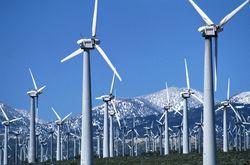 В Казахстане вводятся в эксплуатацию объекты ветроэнергетики