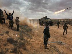 Ливия вновь страдает от ожесточенных столкновений