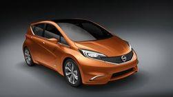 Компания Nissan покажет концепт Invitation на выставке в Женеве