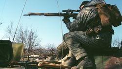 В Чечне задержан боевик из банды Саламбека Ахмадова
