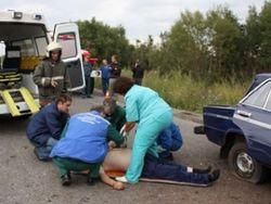 На федеральной трассе «Кавказ» в ДТП погиб человек