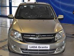 Названа цена Lada Granta в максимальной комплектации