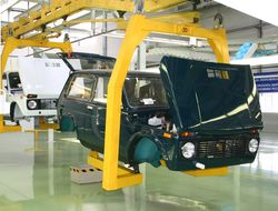 В Казахстане будут собирать более 100 тысяч автомобилей ВАЗ в год