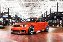 Тюнинг-ателье IND показало свою версию BMW 1-series M