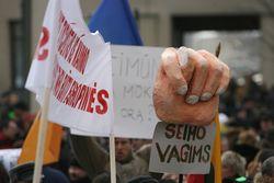 Повторится ли в Литве «греческий» сценарий?