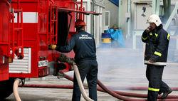 Какие последствия пожара в центре Москвы?