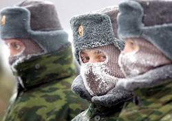 В Красноярске солдаты страдают от эпидемии, один умер