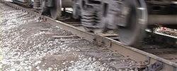 Житель Одессы потерял ногу, попав под поезд
