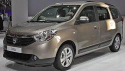На выставке в Женеве показали Dacia Lodgy