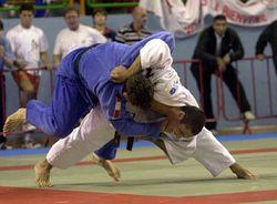 Ингушетия завоевала первое место юниорского первенства по дзюдо