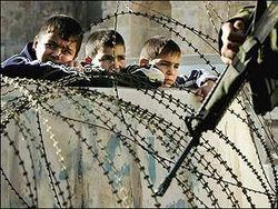 Израиль вводит режим изоляции палестинских территорий