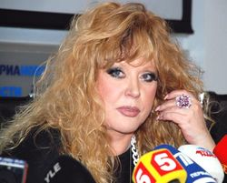 В Юрмале Примадонна изменила «провокатору»