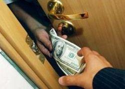 Какой средний размер взятки в Москве?