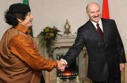 В Беларуси Каддафи лишили звания почетного доктора БГУИР