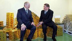 На сколько увеличился золотовалютный резерв Беларуси?