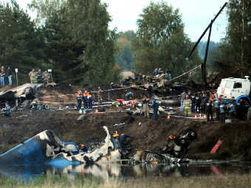На месте крушения Як-42 обнаружен еще один погибший