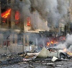 взрыв в Тбилиси