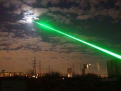 «Лазерные хулиганы» снова напали на самолет