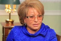 Суд признал выборы с Матвиенко законными