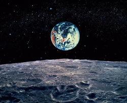 Путину доложили о том, что необходимо в ускоренном порядке осваивать Луну