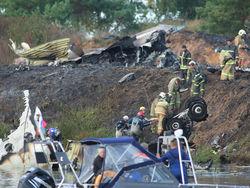 Тела всех погибших в авиакатастрофе под Ярославлем обнаружены