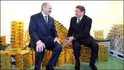 На сколько уменьшился золотовалютный резерв Беларуси?