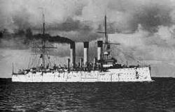 Крейсер «Ковчег» будет «находиться» в Гибралтаре