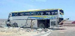 ДТП в Египте: смертельно пострадавших нет