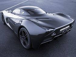 В Женеву привезли российский спорткар Marussia B2