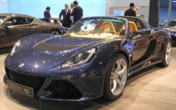 В Женеве дебютировал Lotus Exige S Roadster