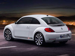 VW Beetle получил комплектацию R-Line