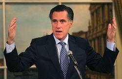 В телевизионных дебатах Ромней остро раскритиковал политику Обамы