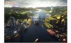 SimCity: виртуальное воплощение природных катаклизмов