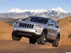 Jeep Grand Cherokee будет оснащаться дизельным двигателем