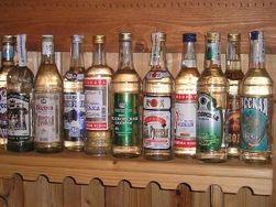 В Украине исчезнет самая популярная российская водка