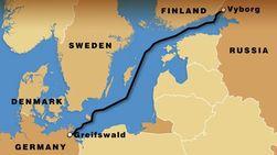 Россия и Германия запустили Северный поток