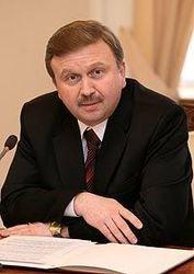 Андрей Кобяков назначен новым послом Беларуси в России
