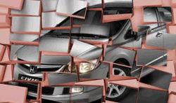 В марте в российских автосалонах Honda появится Civic 4D