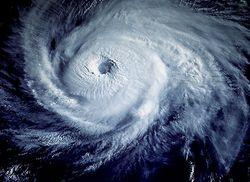 В Иркутской области бушует ураган