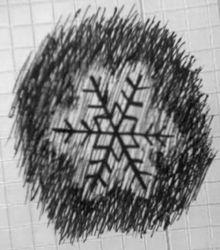 Неожиданные осадки в виде черного снега выпали в Омске