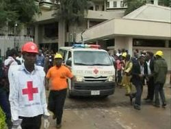 В результате теракта в Нигерии погибли около 20 человек