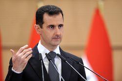 Башар аль-Ассад отверг обвинения в свой адрес